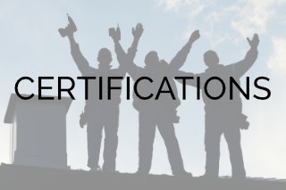 Austin360Roofing Certifications - Austin Texas Roofer